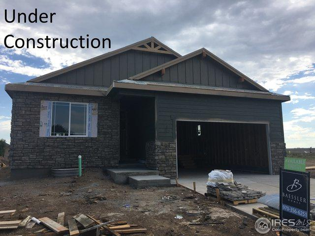 8130 River Run Dr, Greeley, CO 80634 (#861859) :: The Peak Properties Group