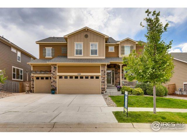 1588 Hickory Dr, Erie, CO 80516 (MLS #861867) :: Tracy's Team