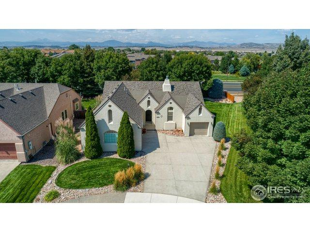 4373 Chateau Dr, Loveland, CO 80538 (MLS #861894) :: Bliss Realty Group
