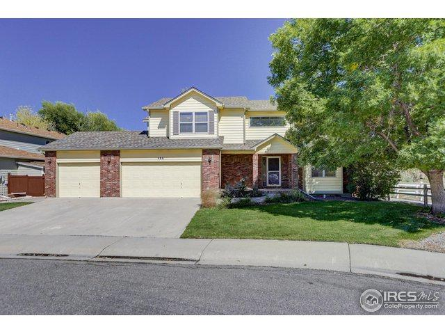 486 Natasha Ct, Loveland, CO 80537 (#861911) :: The Peak Properties Group