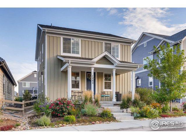 2864 Shadow Lake Rd, Lafayette, CO 80026 (MLS #861927) :: 8z Real Estate