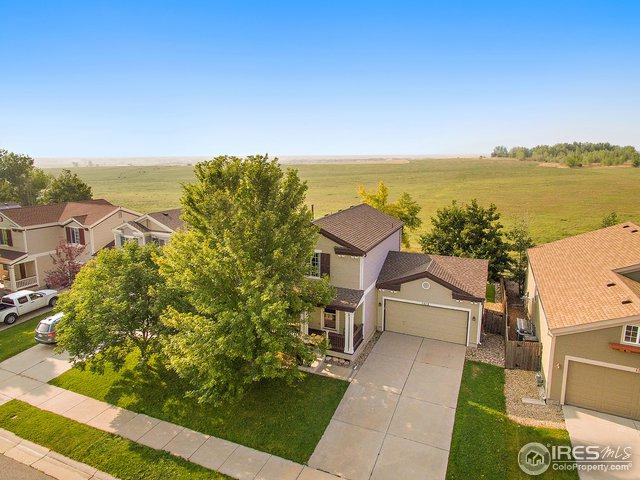 1512 Westin Dr, Erie, CO 80516 (#861935) :: The Peak Properties Group