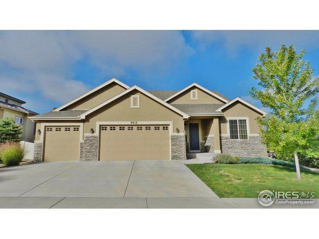 4615 Pompano Dr, Windsor, CO 80550 (MLS #861939) :: 8z Real Estate