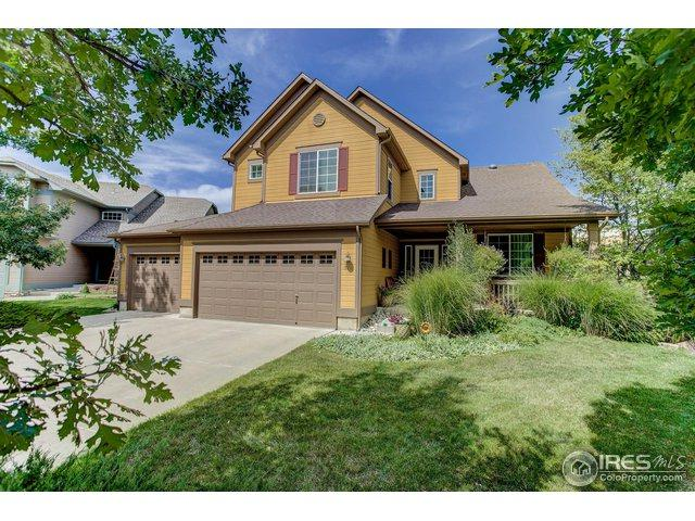 704 Bittersweet Ln, Longmont, CO 80503 (MLS #861946) :: The Daniels Group at Remax Alliance