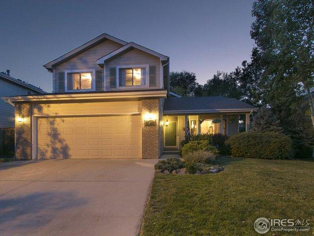 1721 Holly Way, Fort Collins, CO 80526 (#861959) :: The Peak Properties Group