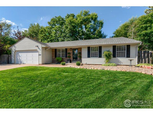 3125 Cumberland Ct, Fort Collins, CO 80526 (#861970) :: The Peak Properties Group