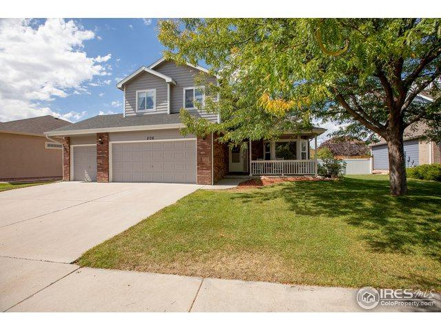 208 Cattail Bay, Windsor, CO 80550 (MLS #861980) :: Tracy's Team