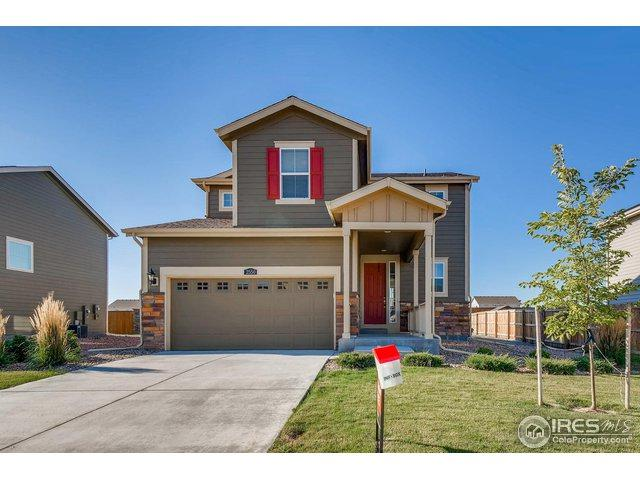2550 E 160th Pl, Thornton, CO 80602 (#861991) :: The Peak Properties Group