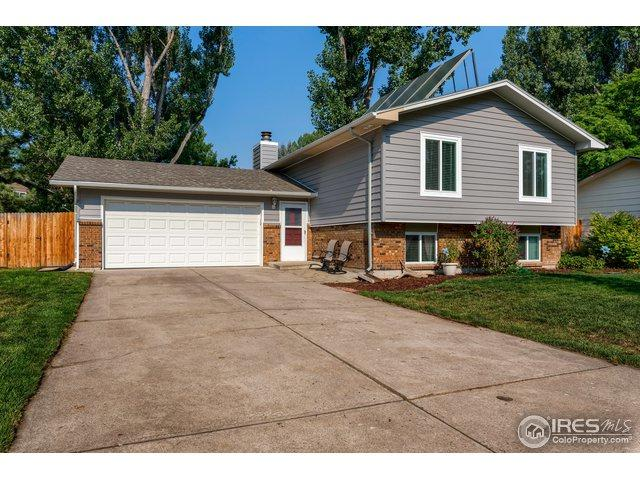 2819 Dundee Ct, Fort Collins, CO 80525 (MLS #862032) :: The Lamperes Team