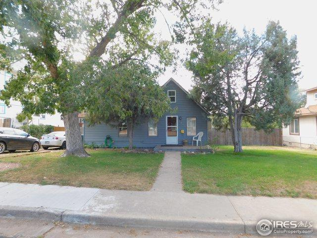 1015 19th Ave, Greeley, CO 80631 (#862034) :: The Peak Properties Group