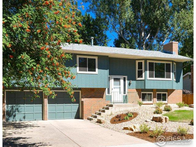 824 Cambridge Dr, Fort Collins, CO 80525 (MLS #862037) :: Downtown Real Estate Partners