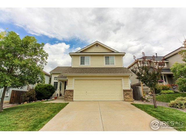 5748 S Zante Way, Aurora, CO 80015 (#862038) :: The Peak Properties Group