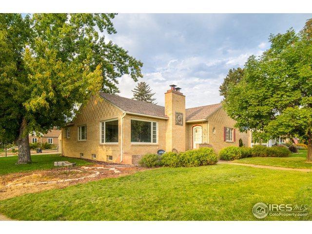 935 W 4th St, Loveland, CO 80537 (#862068) :: The Peak Properties Group