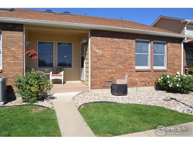 1562 W 29th St, Loveland, CO 80538 (MLS #862094) :: The Daniels Group at Remax Alliance