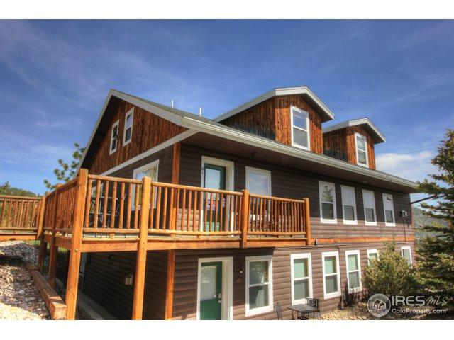 2625 Marys Lake Rd C, Estes Park, CO 80517 (MLS #862096) :: Downtown Real Estate Partners