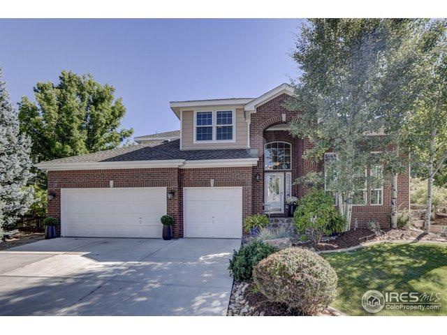 3352 W 109th Cir, Westminster, CO 80031 (#862103) :: The Peak Properties Group