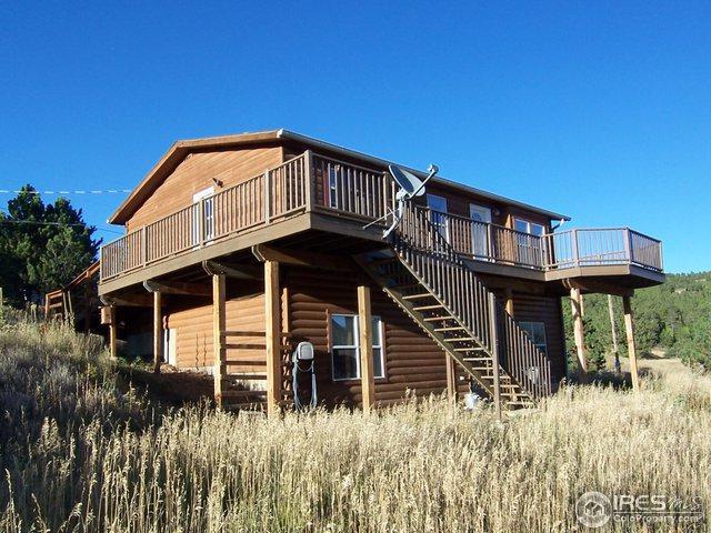 60 Colorado St, Rollinsville, CO 80474 (#862152) :: The Peak Properties Group