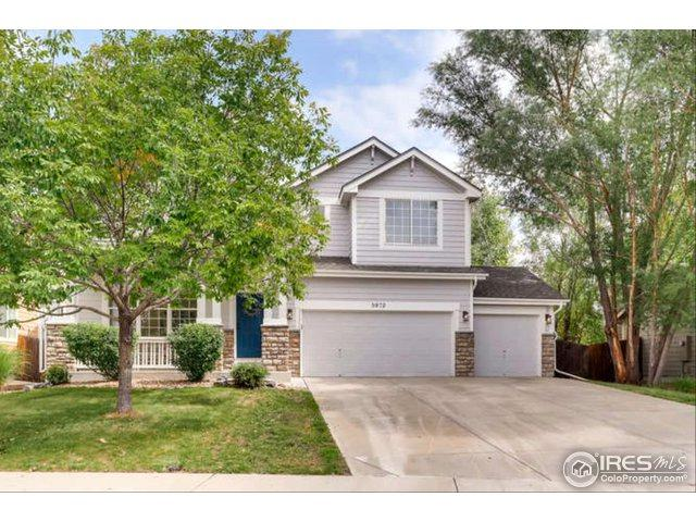 5972 Stagecoach Ave, Firestone, CO 80504 (MLS #862153) :: Tracy's Team