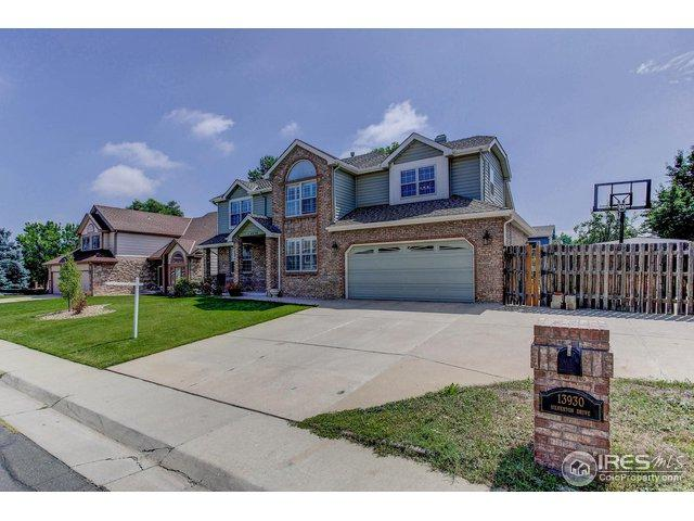 13930 Silverton Dr, Broomfield, CO 80020 (MLS #862156) :: Kittle Real Estate