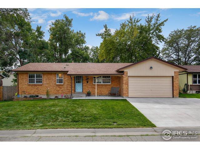6402 W 82nd Dr, Arvada, CO 80003 (MLS #862161) :: 8z Real Estate
