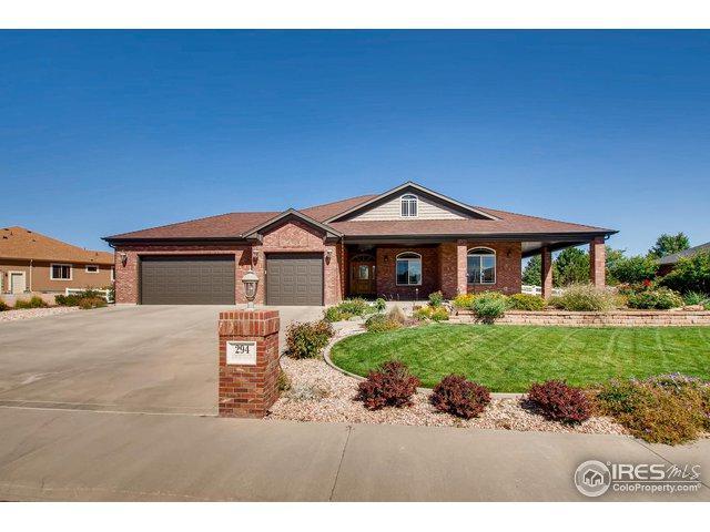 294 Corvette Cir, Fort Lupton, CO 80621 (MLS #862171) :: 8z Real Estate