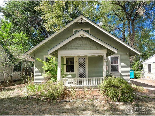 415 Wood St, Fort Collins, CO 80521 (MLS #862173) :: Downtown Real Estate Partners