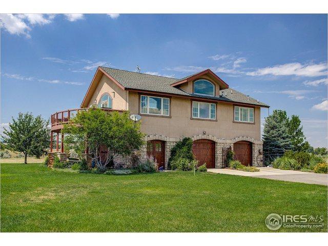 8550 Valmont Rd, Boulder, CO 80301 (MLS #862181) :: Kittle Real Estate