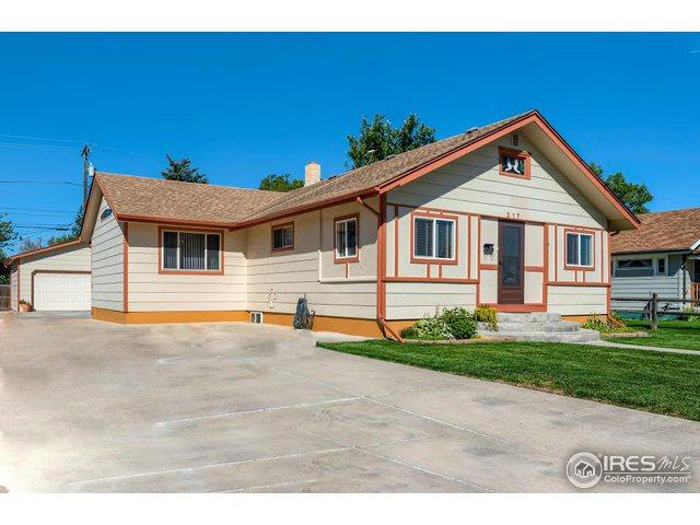 217 S Denver Ave, Fort Lupton, CO 80621 (#862186) :: The Peak Properties Group