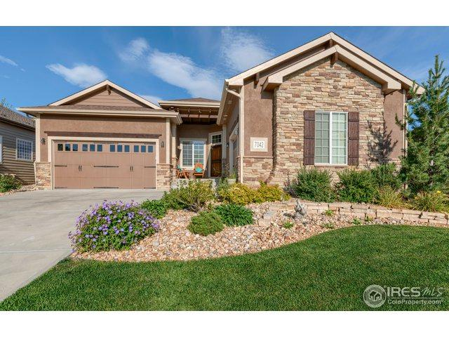 7042 Spanish Bay Dr, Windsor, CO 80550 (#862191) :: The Peak Properties Group