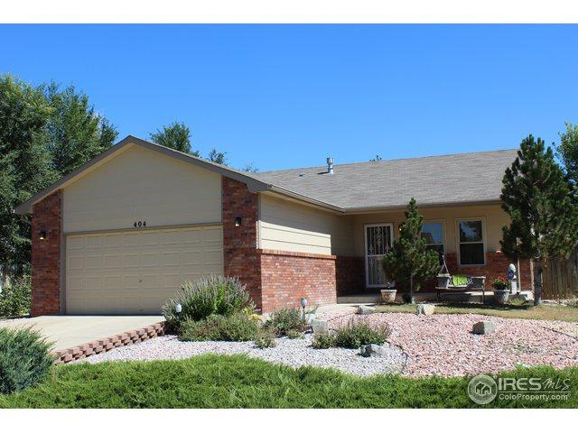 404 Suzann St, Wiggins, CO 80654 (#862199) :: The Peak Properties Group