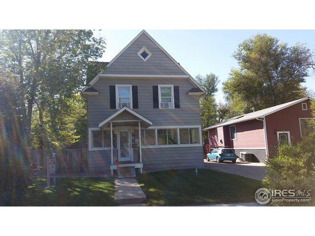 1227 S 13th Ave, Greeley, CO 80631 (MLS #862217) :: Tracy's Team