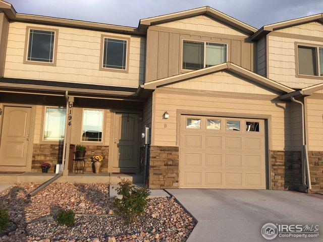 3194 Fairmont Dr 11B, Wellington, CO 80549 (MLS #862234) :: The Daniels Group at Remax Alliance