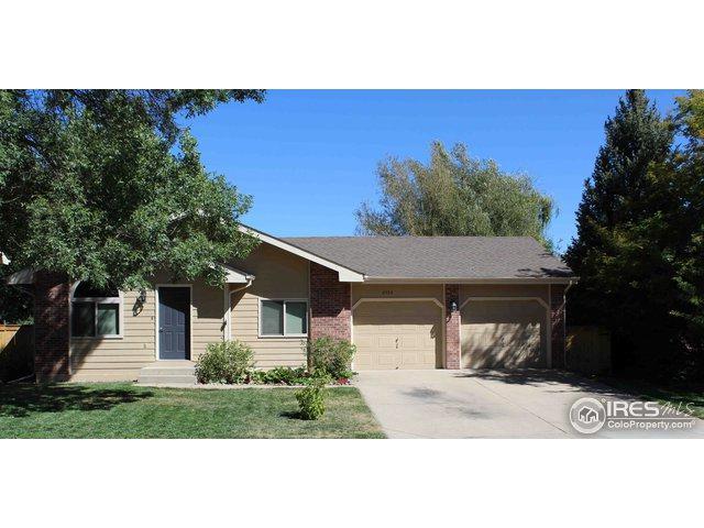 2336 Cedarwood Dr, Fort Collins, CO 80526 (#862243) :: The Peak Properties Group