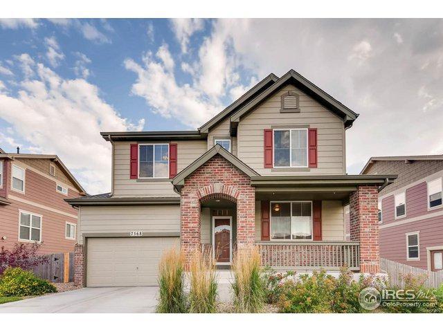 7568 E 122nd Pl, Thornton, CO 80602 (MLS #862266) :: 8z Real Estate