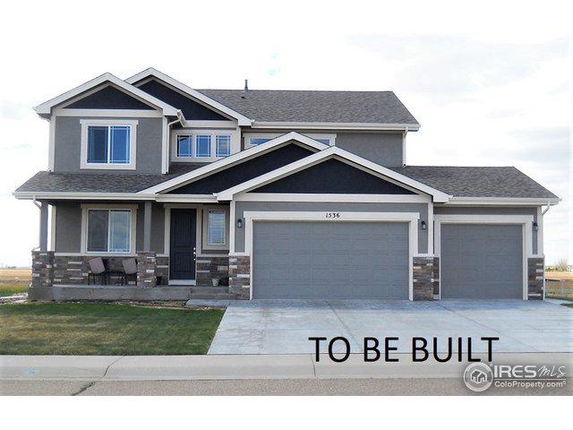 1341 Cimarron Cir, Eaton, CO 80615 (MLS #862298) :: Kittle Real Estate
