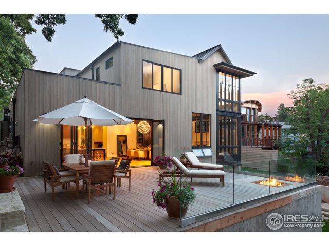 2299 4th St, Boulder, CO 80302 (MLS #862302) :: 8z Real Estate