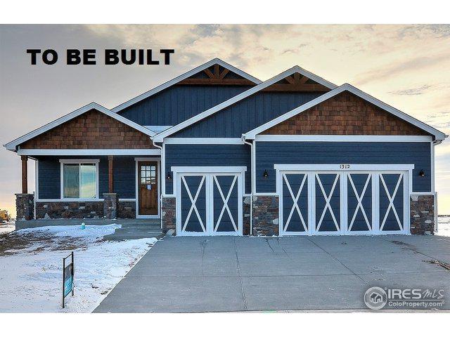 1384 Cimarron Cir, Eaton, CO 80615 (MLS #862318) :: Kittle Real Estate
