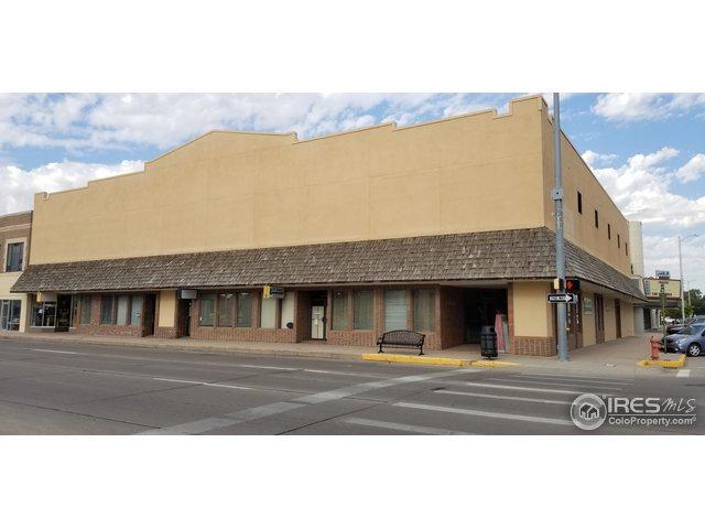 129 N 3rd St, Sterling, CO 80751 (#862320) :: The Peak Properties Group