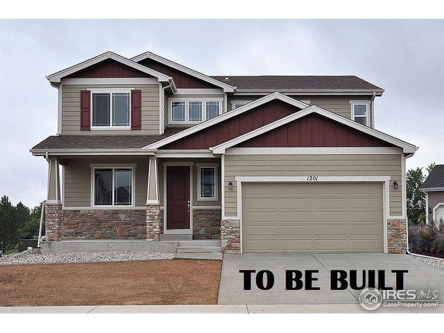 1372 Cimarron Cir, Eaton, CO 80615 (MLS #862344) :: Kittle Real Estate