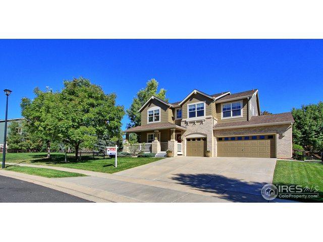 2649 Creekside Dr, Broomfield, CO 80023 (#862357) :: The Peak Properties Group