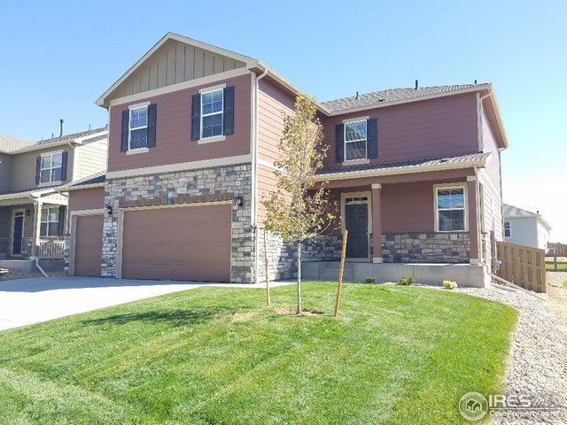 532 2nd St, Severance, CO 80550 (#862405) :: My Home Team