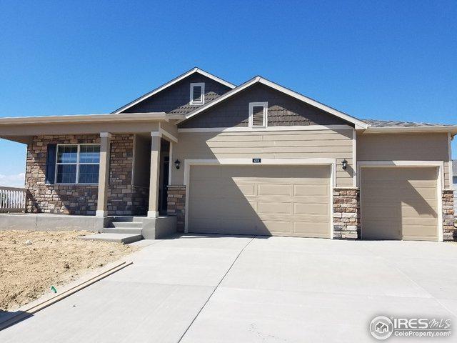 439 3rd St, Severance, CO 80550 (MLS #862407) :: 8z Real Estate