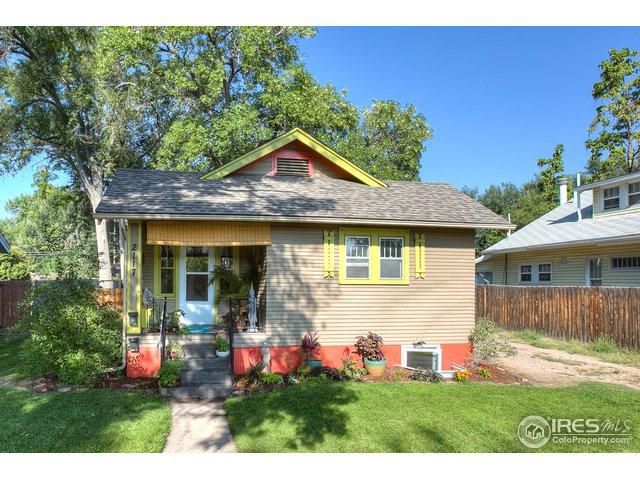 2117 7th Ave, Greeley, CO 80631 (#862425) :: My Home Team