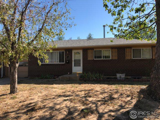 1442 28th Ave, Greeley, CO 80634 (MLS #862433) :: 8z Real Estate