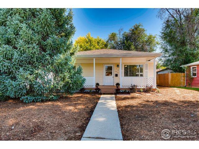 1326 Gay St, Longmont, CO 80501 (MLS #862436) :: 8z Real Estate