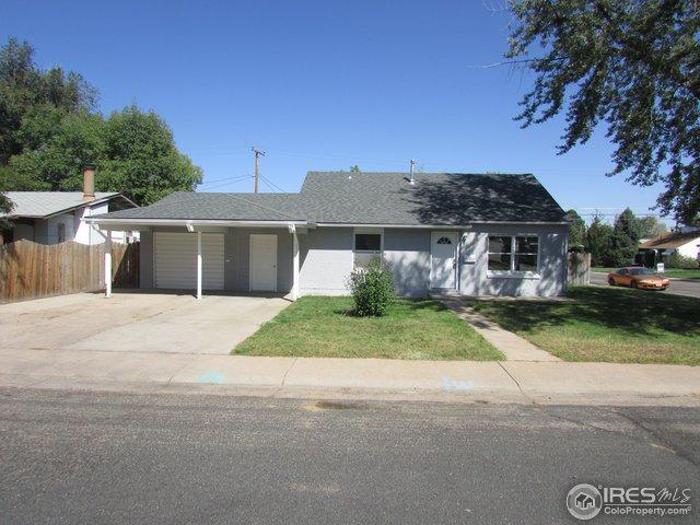 3103 W 12th St Rd, Greeley, CO 80634 (#862457) :: The Griffith Home Team