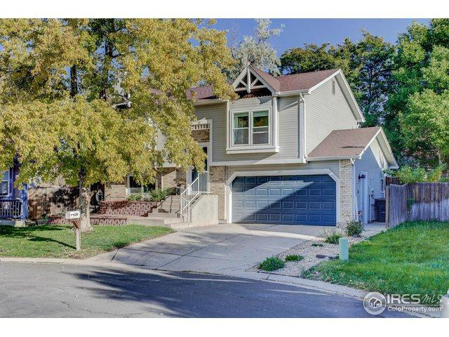 177 Willow Ct, Broomfield, CO 80020 (#862461) :: The Peak Properties Group