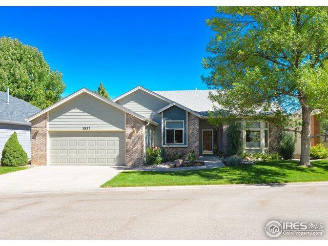 1537 Front Nine Dr, Fort Collins, CO 80525 (MLS #862475) :: 8z Real Estate