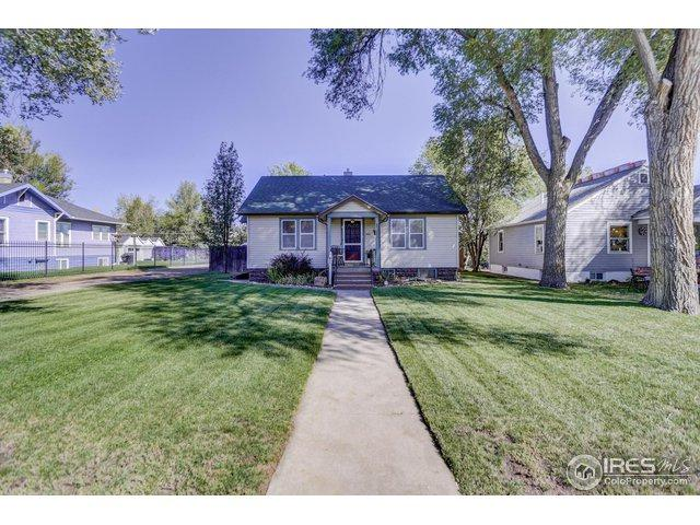 1921 11th St, Greeley, CO 80631 (MLS #862500) :: Kittle Real Estate