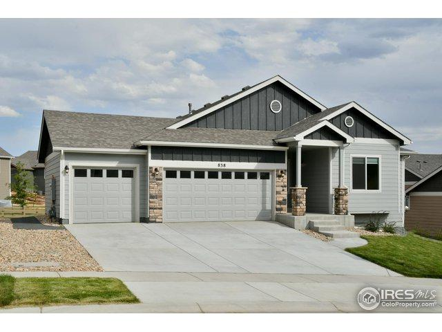 838 Canyonlands St, Berthoud, CO 80513 (#862506) :: The Peak Properties Group